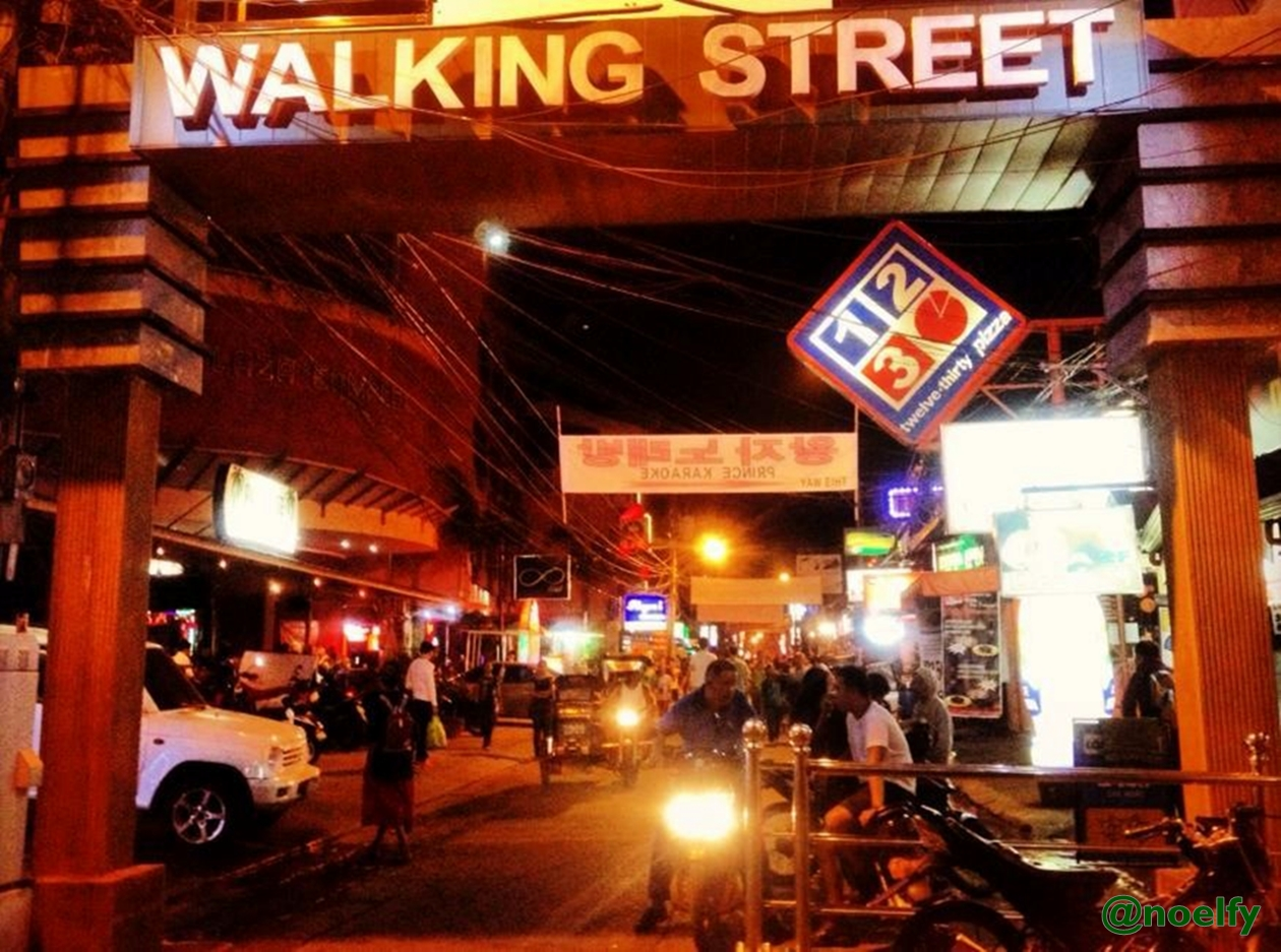 walking street angeles